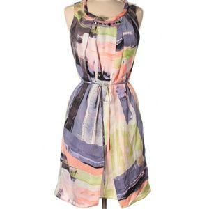 Vera Wang Pastel Dress